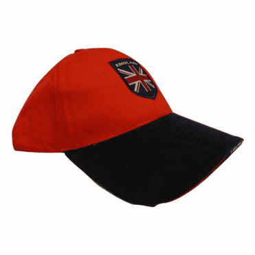 Union Jack Baseball Cap - Red and Blue