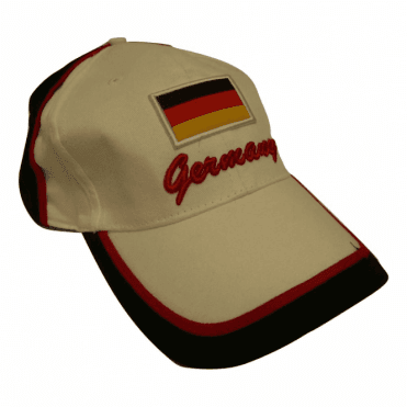 German Flag Baseball Cap