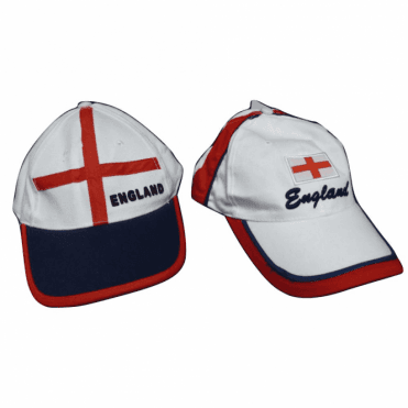 St Georges' Cross England Baseball Caps