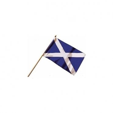 St Andrews Scotland Hand Flag 2ft