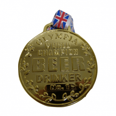 World Champion Medal