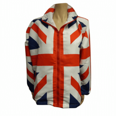 Lightweight Union Jack Jacket / Coat