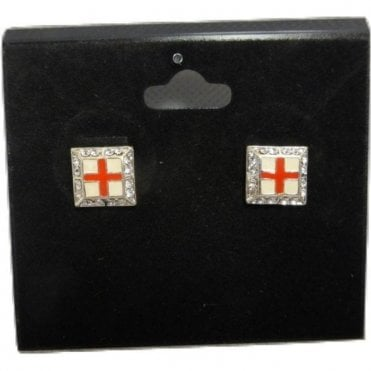 St George Cross England Cuff Links