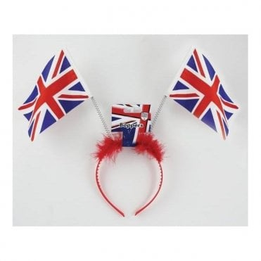 Union Jack Flag Boppers