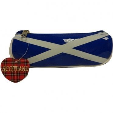 Scotland Flag Pencil Case