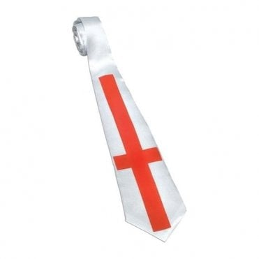 England St Georges Cross Tie