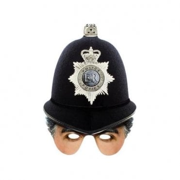 Policeman Face Mask