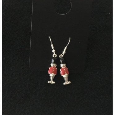 British Guardsman Earrings