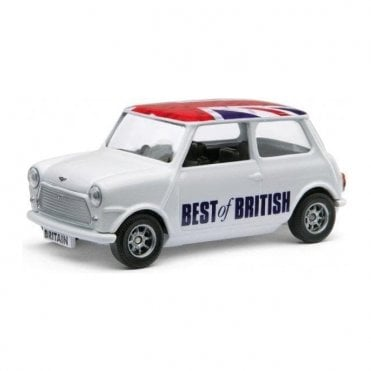 Corgi Mini Car - Best of British - Union Jack Roof 1:36 scale