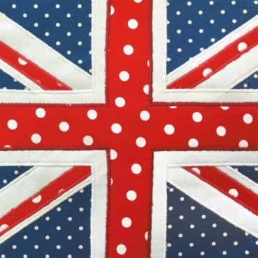 Union Flag - Union Jack - Birthday Card