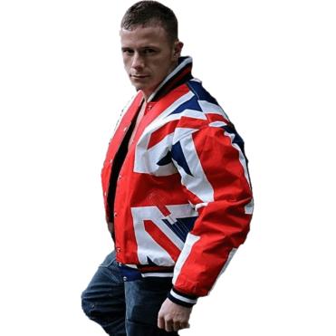 Union Jack Flag Classic Style Jacket