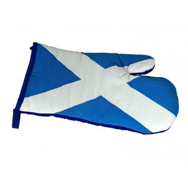Scotland Flag Saltire Oven Glove