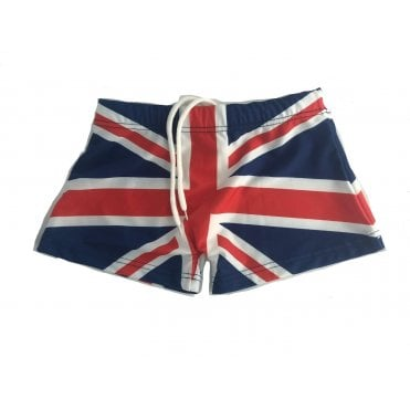 Union Jack Swimming Trunks