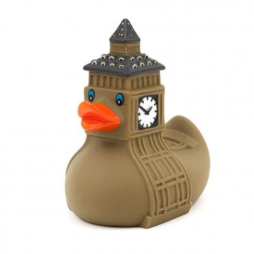 Big Ben Rubber Duck