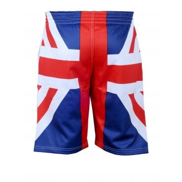 Union Jack Bermuda Shorts
