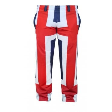 Union Jack Golf Trousers