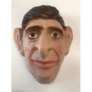 Full Face 3D HRH Prince Charles Mask